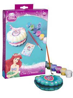 Set creatie cutie bijuterii,Ariel