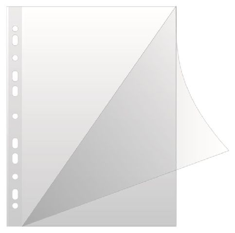 File plastic A4,150microni,in L,50buc/set