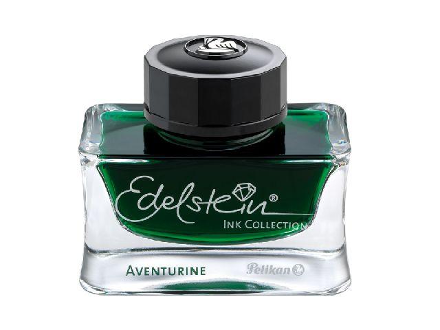 Cerneala unica Edelstein,50ml,verde aventurin