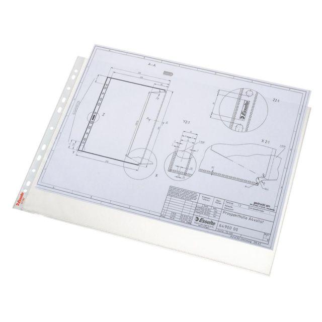 File plastic A3,landscape,75mic,50buc/s