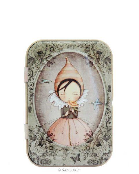 Panza curatat in cutie metalica,Pursuit of Happiness