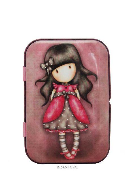 Panza curatat in cutie metalica,Ladybird