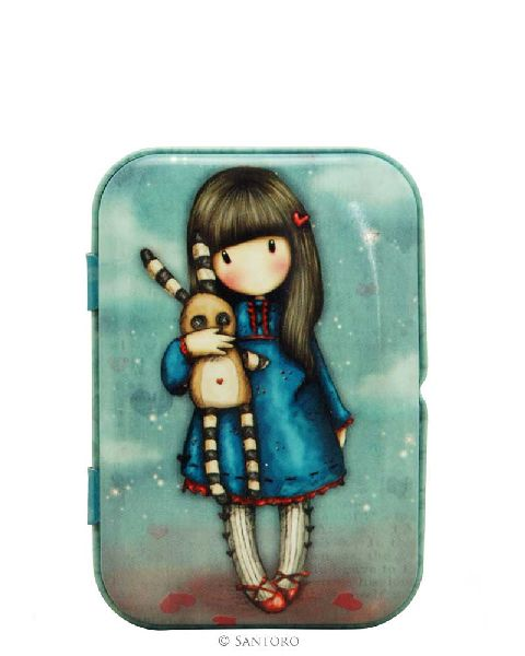 Panza curatat in cutie metalica,Hush Little Bunny