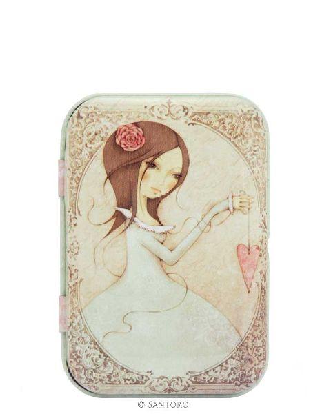 Panza curatat in cutie metalica,All For Love