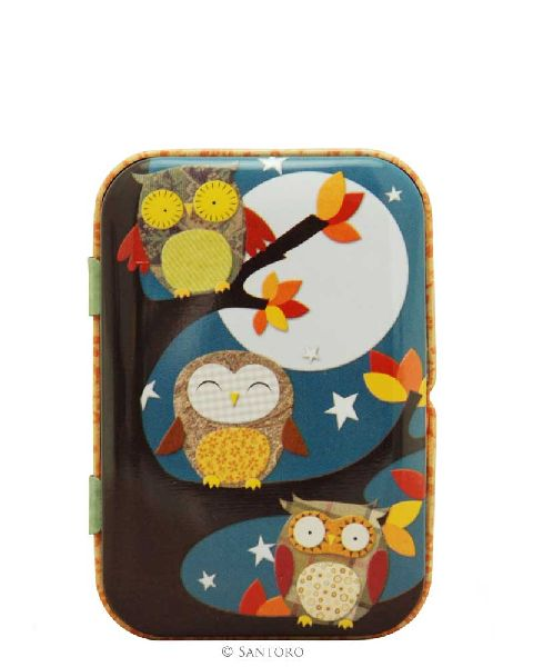 Panza curatat in cutie metalica,Night Owls