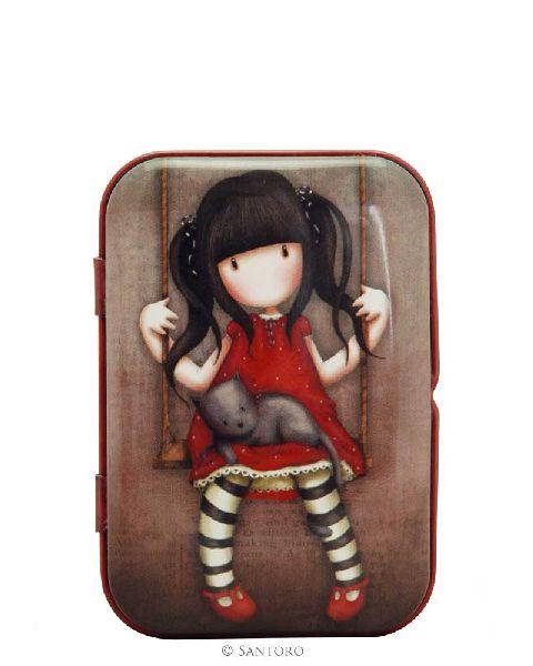 Panza curatat in cutie metalica,Ruby