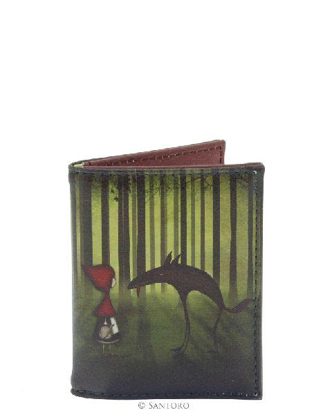 Etui card 8x10cm,Red Riding Hood