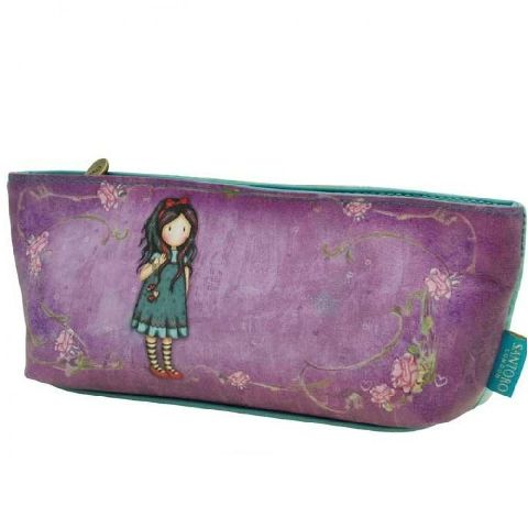 Pouch,24x11x5cm,Pulling on Your Heart Strings