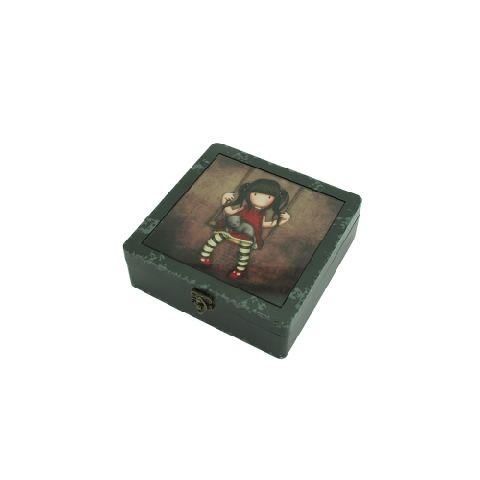 Casete bijuterii 18x19cm,Ruby