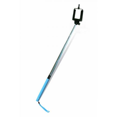 BAT TELESCOPIC MONOPOD (SELFIE) PT  SMARTPHONE ALBASTRU