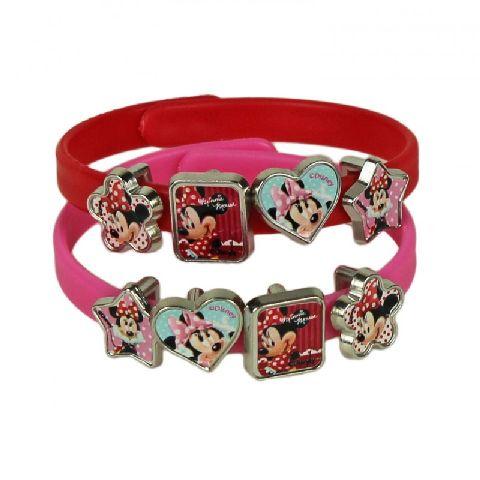 Bratari cu accesorii,2/set,Minnie