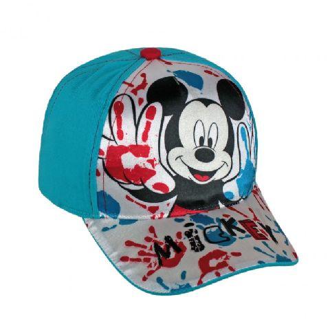 Sapca albastra,marimea 48-50,Mickey