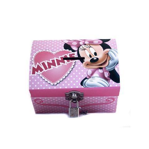 Pusculita lacatel,Minnie