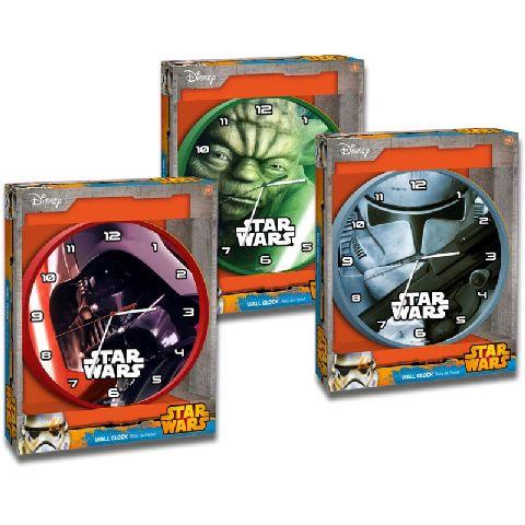 Ceas de perete,Star Wars