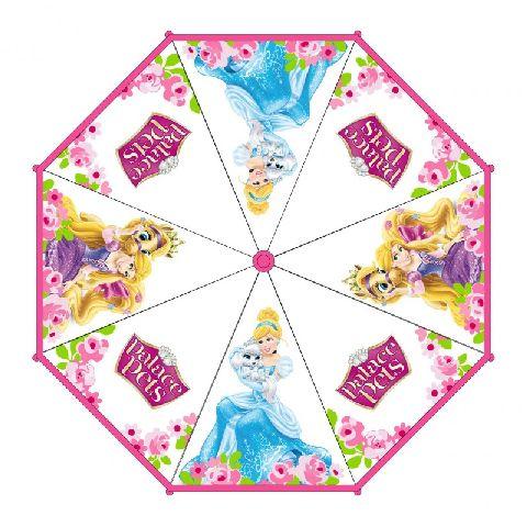 Umbrela transparenta,45cm,Princess