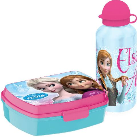 Set bidonas apa Al+cutie sandwich,Frozen