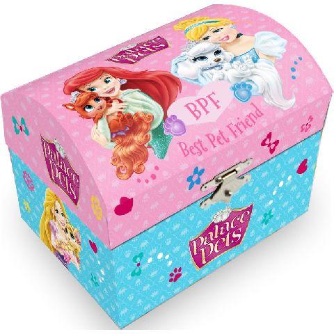 Caseta muzicala,forma cufar,Princess Pets