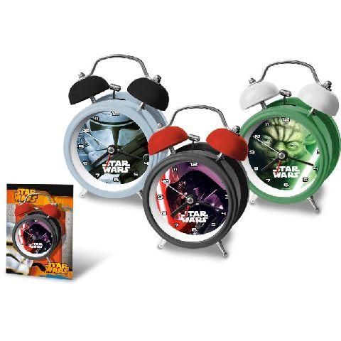 Ceas de masa 12cm,Star Wars