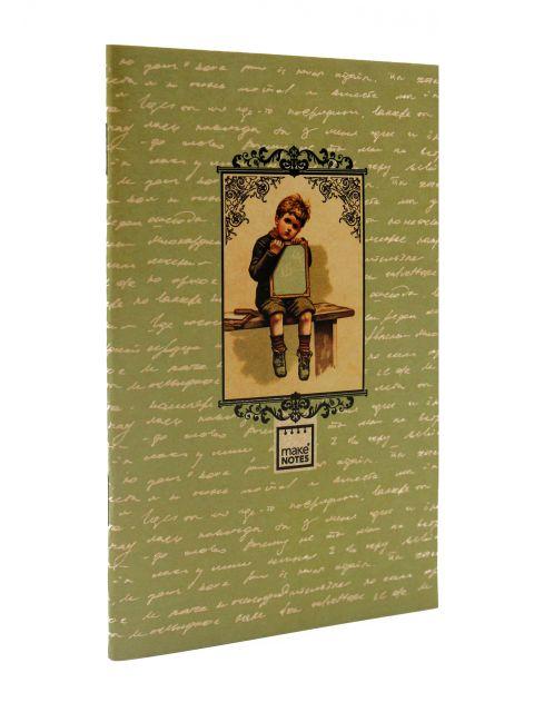 Caiet 9x14cm,30f,dictando,1063,Vintage