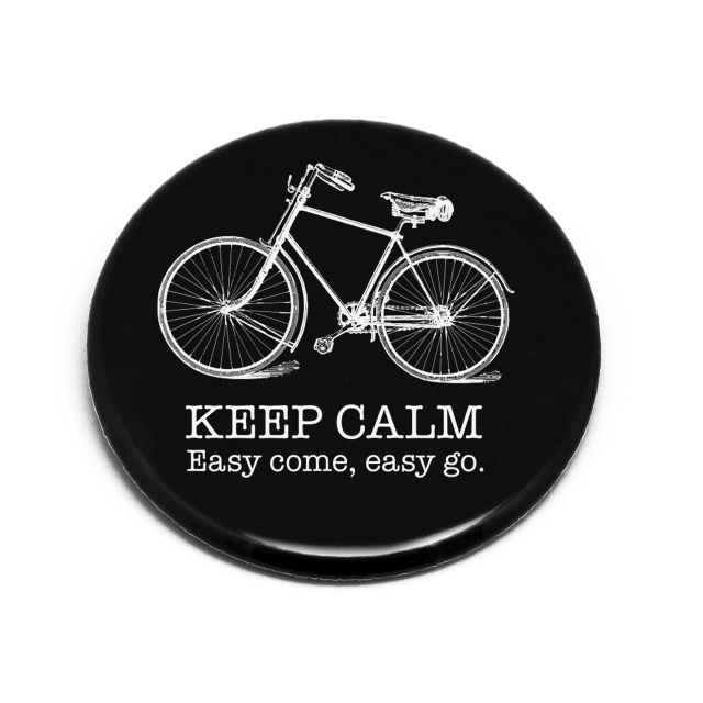 Magnet nr.05,black,Bike