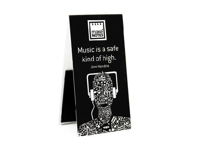 Semn de carte magnetic,Music