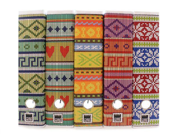 Biblioraft A4,8cm,Mot.34,Crochet