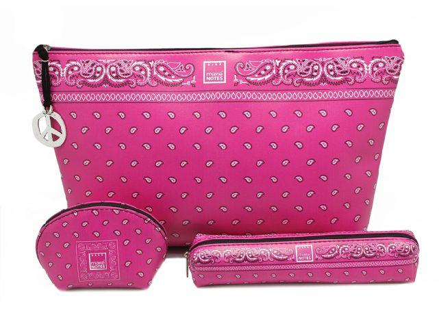 Penar 16x3.5,pink,Bandanas
