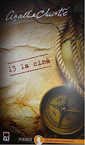 13 LA CINA. POIROT EDITIA COLECTIONARULUI