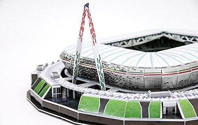 Puzzle 3D,stadion Juventus,Nanostad