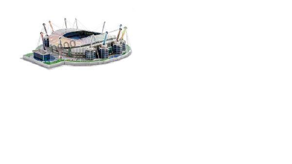 Puzzle 3D,stadion Manchester City,Nanostad