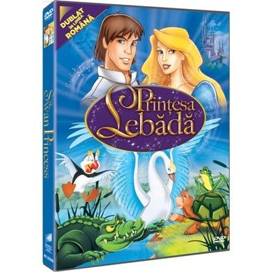 SWAN PRINCESS - PRINTESA LEBADA
