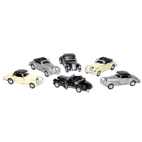 Masinuta Goki,Mercedes 300s,11.6cm,div.culori