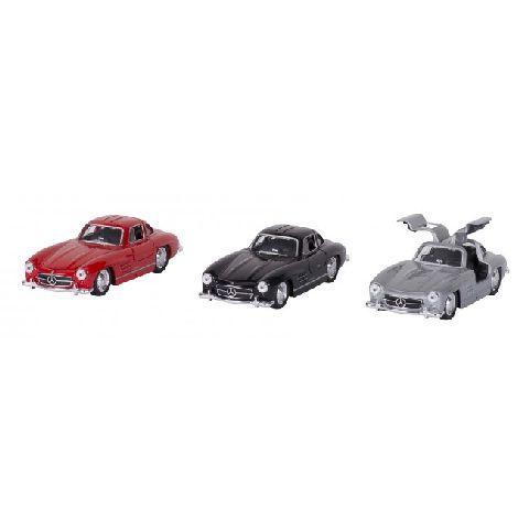 Masinuta Goki,Mercedes coupe,12cm,div.culori