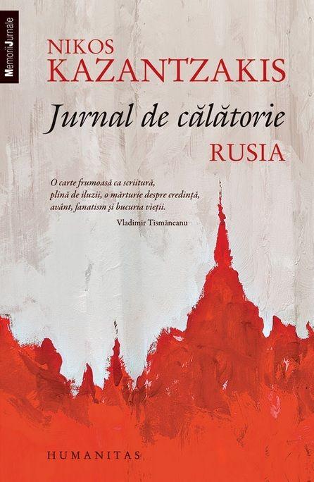 JURNAL DE CALATORIE. RUSIA