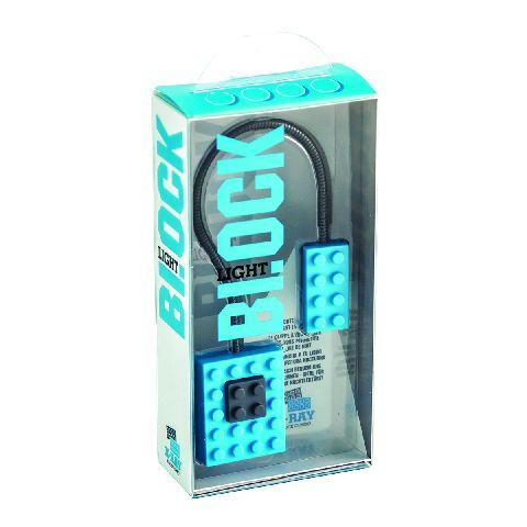 Lampa citite, Block albastru