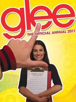THE OFFICIAL GLEE ANNUA L 2011