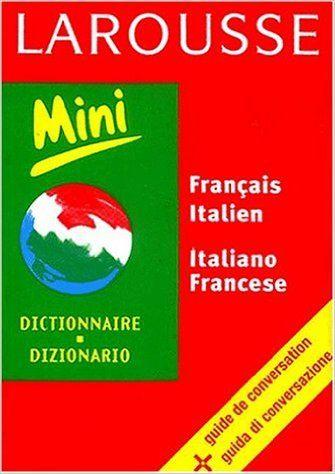 MINI DICTIONNAIRE/ DIZI ONARIO...