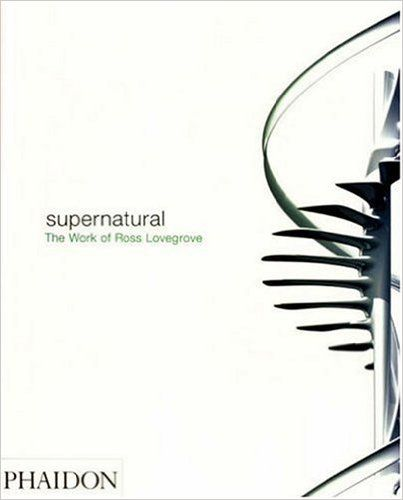 SUPERNATURAL, WORK OF R OSS LOVEGROVE