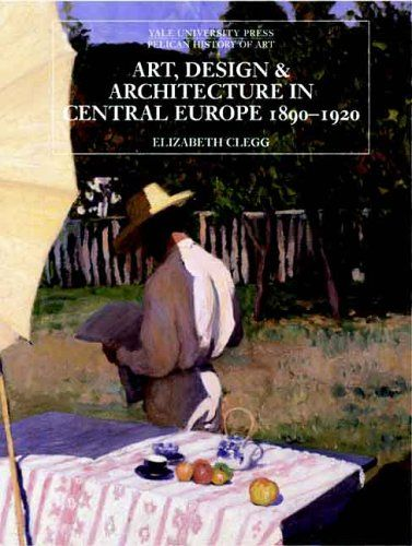 ART, DESIGN & ARCHITECTURE IN CENTRAL EUROPE