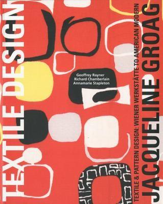 JACQUELINE GROAG: TEXTI LE AND PATTERN DESIGN: