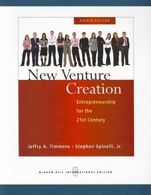 NEW VENTURE CREATION .