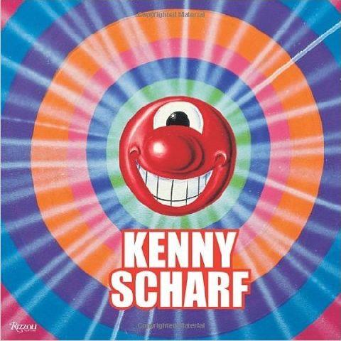KENNY SCHARF .
