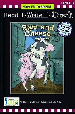 HAM AND CHEESE .