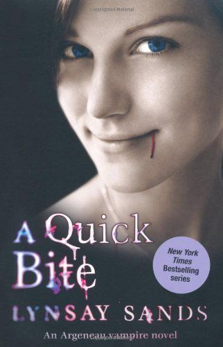 A QUICK BITE: AN ARGENE AU VAMPIRE NOVEL