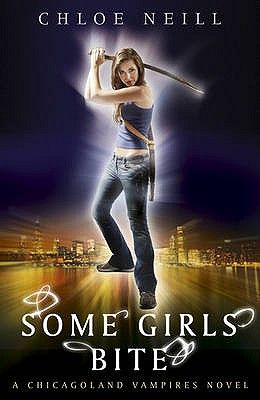SOME GIRLS BITE: A CHIC AGOLAND VAMPIRES NOVEL