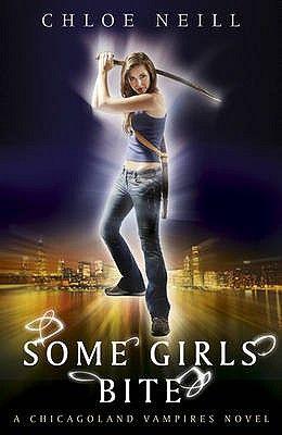 SOME GIRLS BITE: A CHIC AGOLAND VAMPIRES NOVEL