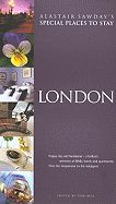 LONDON SPECIAL PLACES T O STAY