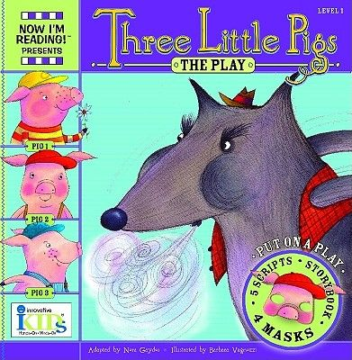 THREE LITTLE PIGS - LEV EL 1