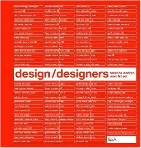 DESIGN, DESIGNERS .