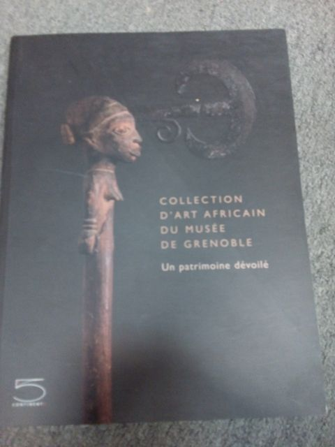 COLLECTION D ART AFRICA IN